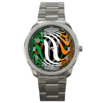 Ireland Sport Metal Watch