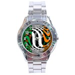 Ireland Stainless Steel Analogue Men's Watch
