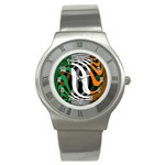 Ireland Stainless Steel Watch