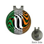Ireland Golf Ball Marker Hat Clip