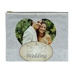 wedding - Cosmetic Bag (XL)