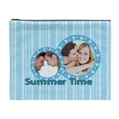 Summer By May   Cosmetic Bag (xl)   Ygfbqh9usu21   Www Artscow Com Front