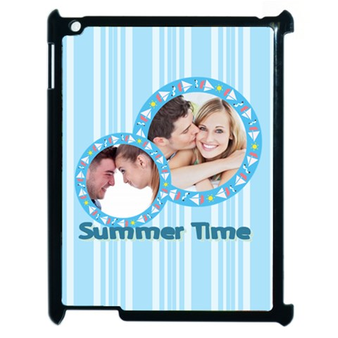 Summer By May   Apple Ipad 2 Case (black)   Pyfohb0311vq   Www Artscow Com Front