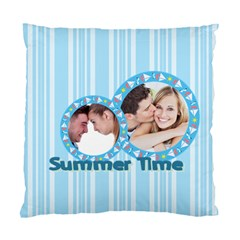 Summer Time By May   Standard Cushion Case (two Sides)   G22yh69r4l8x   Www Artscow Com Back
