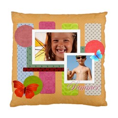 Summer By Joely   Standard Cushion Case (two Sides)   Vkqm2bomf084   Www Artscow Com Back