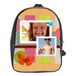summer - School Bag (Large)