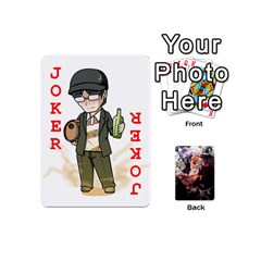 Touhou Mini Pcg By K Kaze   Playing Cards 54 (mini)   7cm27alfbw2a   Www Artscow Com Front - Joker2
