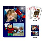 Space Cards - Playing Cards Single Design