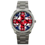 United Kingdom Sport Metal Watch