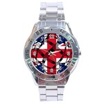 United Kingdom Stainless Steel Analogue Men's Watch