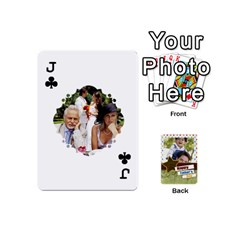 Jack Happy Fathers Day By Joely   Playing Cards 54 (mini)   N6aaw56exh0x   Www Artscow Com Front - ClubJ