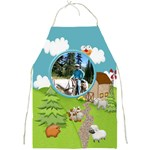 Little Heaven Full Print Apron