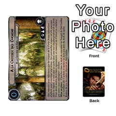 Queen Lotr Branching Paths By Lefebvre   Playing Cards 54 Designs   Oskjty6cg4a3   Www Artscow Com Front - ClubQ