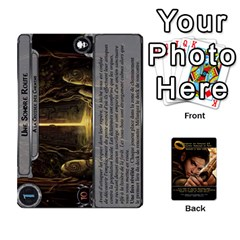 Ace Lotr Branching Paths By Lefebvre   Playing Cards 54 Designs   Oskjty6cg4a3   Www Artscow Com Front - ClubA