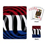 Netherlands Playing Cards Single Design