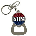 Netherlands Bottle Opener Key Chain