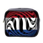Netherlands Mini Toiletries Bag (Two Sides)
