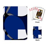 Finland Playing Cards Single Design