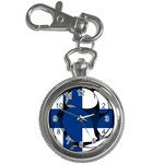 Finland Key Chain Watch