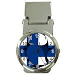 Finland Money Clip Watch
