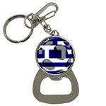 Greece Bottle Opener Key Chain