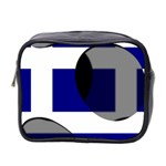 Greece Mini Toiletries Bag (Two Sides)