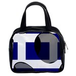 Greece Classic Handbag (Two Sides)