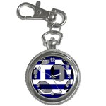 Greece Key Chain Watch