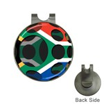 South Africa Golf Ball Marker Hat Clip