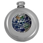 Earth Hip Flask (5 oz)