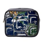 Earth Mini Toiletries Bag (Two Sides)