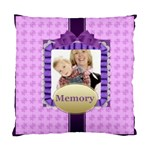 memory - Cushion Case (One Side)