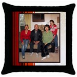 mhelan22 - Throw Pillow Case (Black)