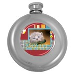 my pet - Hip Flask (5 oz)