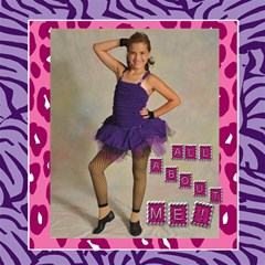 Bethany Dance 2011 By Echo Kirkland   Scrapbook Page 12  X 12    Rkn89tlb6vax   Www Artscow Com 12 x12 Scrapbook Page - 1