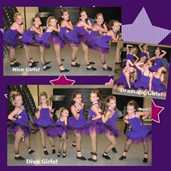 Bethany Dance 2011 By Echo Kirkland   Scrapbook Page 12  X 12    Rkn89tlb6vax   Www Artscow Com 12 x12 Scrapbook Page - 4