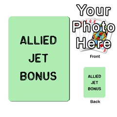 Bag The Hun Card   Allies By Agentbalzac   Multi Purpose Cards (rectangle)   Rqjlm9rjvsra   Www Artscow Com Front 18