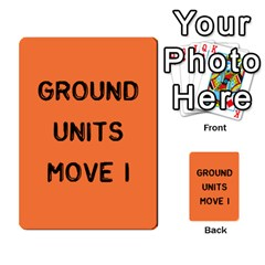 Bag The Hun Card   Allies By Agentbalzac   Multi Purpose Cards (rectangle)   Rqjlm9rjvsra   Www Artscow Com Front 34