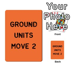 Bag The Hun Card   Allies By Agentbalzac   Multi Purpose Cards (rectangle)   Rqjlm9rjvsra   Www Artscow Com Front 35
