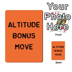 Bag The Hun Card   Allies By Agentbalzac   Multi Purpose Cards (rectangle)   Rqjlm9rjvsra   Www Artscow Com Front 37