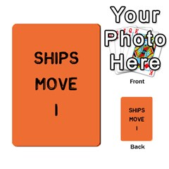 Bag The Hun Card   Allies By Agentbalzac   Multi Purpose Cards (rectangle)   Rqjlm9rjvsra   Www Artscow Com Front 38
