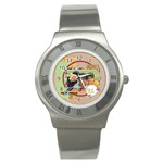 travel - Stainless Steel Watch