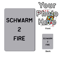 Bag The Hun Card   Axis By Agentbalzac   Multi Purpose Cards (rectangle)   Gh4cmvpa1kog   Www Artscow Com Front 7
