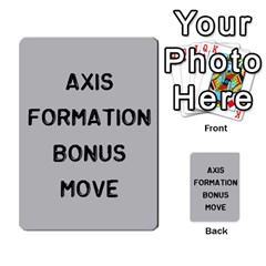 Bag The Hun Card   Axis By Agentbalzac   Multi Purpose Cards (rectangle)   Gh4cmvpa1kog   Www Artscow Com Front 11