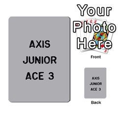 Bag The Hun Card   Axis By Agentbalzac   Multi Purpose Cards (rectangle)   Gh4cmvpa1kog   Www Artscow Com Front 21