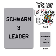 Bag The Hun Card   Axis By Agentbalzac   Multi Purpose Cards (rectangle)   Gh4cmvpa1kog   Www Artscow Com Front 30