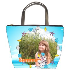 Summer By May   Bucket Bag   Ttpkowxuwhkl   Www Artscow Com Front