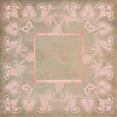 Deco Rosa 12 x 12 Scrapbook Pages by Catvinnat 12 x12 Scrapbook Page - 7