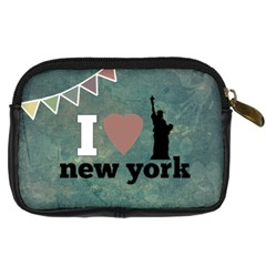 NYC Camera Case by LilMissRedT Back