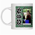 Graduation Coffee Mug - White Mug